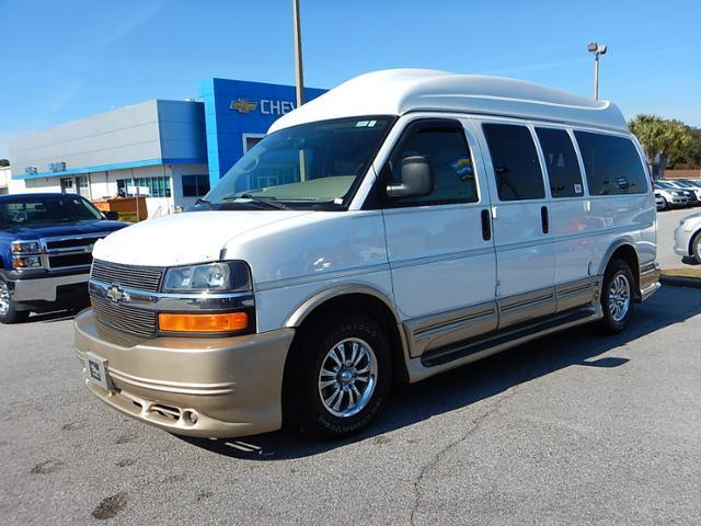 2000 Chevy Explorer Conversion Van Autos Post