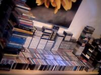ANY 60 PRERECORDED CASSETTE TAPES FOR ONLY £20. 100s TO CHOOSE FROM RIGHT HERE RIGHT NOW! READ ON...
