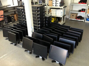 Uniway Leduc Computer All LCD Monitors Start From $25 !!!