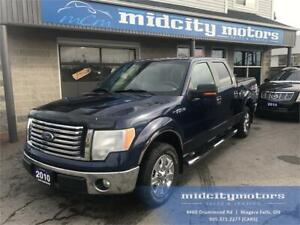 2010 Ford F-150 XTR/ Low KMs/ Must See In Person!