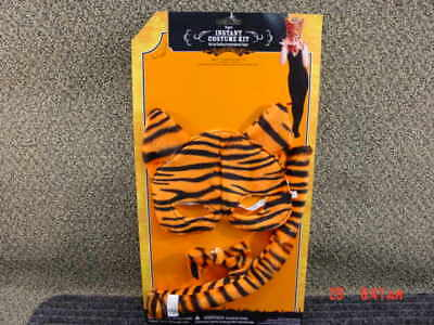 Adult Tiger Halloween Costume (New NWT Halloween Costume Tiger Play Fun Unused Cute)