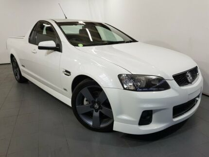 2012 Holden Ute VE II MY12.5 SS Z Series White 6 Speed Manual Utility Elizabeth Playford Area Preview