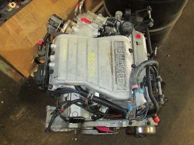 ENGINE 3.1L VIN T FITS 91-92 LUMINA 237521 1991 Pontiac 6000 Engine