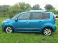 Citroen C3 PICASSO 1.6 HDi 8v Exclusive 5dr Good / Bad Credit Car Finance (blue) 2010