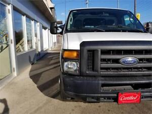 2011 Ford E-150 Econoline Cargo Van Commercial Certified