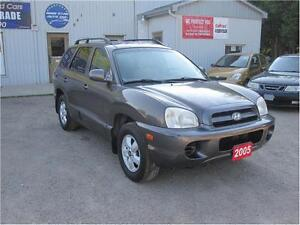 2005 Hyundai Santa Fe GL| MUST SEE| NO RUST |ONE OWNER
