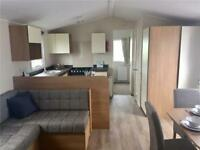 Brand new static caravan for sale on Sandy Bay, Northumberland