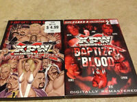 XPW Wrestling DVD's for sale