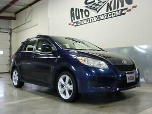2010 Toyota Matrix XR  All Wheel Drive