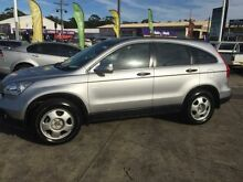 2007 Honda CR-V MY07 (4x4) 6 Speed Manual Wagon Cardiff Lake Macquarie Area Preview