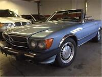 1988 Mercedes-Benz 560 Series 560SL GORGEOUS!!