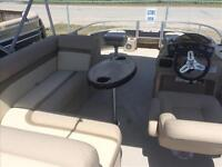 New-Non-Current Pontoon at a used price