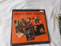 A LP Record Vinyl LP Beach Boys Party ! Capitol T 2398 Mono