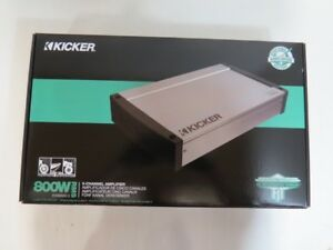 KICKER  KXM800  MARINE AMPLIFIER - NEW IN BOX
