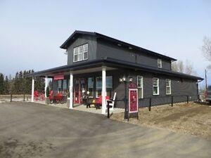 """""""Carvella Cafe"""" Restaurant For sale Central Alberta"""