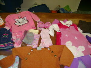 large clothing lot 0-12 months Prince George British Columbia image 7