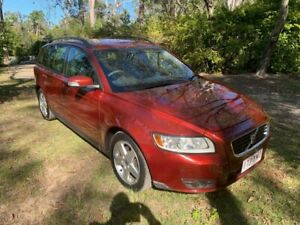 2007 Volvo V50 LE Wagon 4dr Spts Auto 5sp 2.4i Maroon Sports Automatic Wagon Sheldon Brisbane South East Preview
