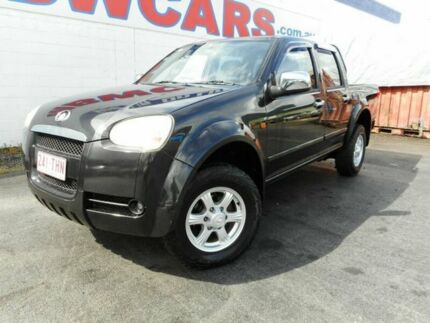 2010 Great Wall V240 K2 Silver 5 Speed Manual Cab Chassis