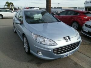 2006 Peugeot 407 SV Touring HDi Grey 6 Speed Sports Automatic Wagon Cheltenham Kingston Area Preview