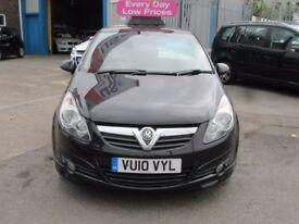 Vauxhall Corsa SXI A/C (black) 2010