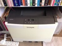 Free Lexmark Colour Printer