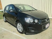 2012 Holden Barina TM MY13 CD Black 5 Speed Manual Hatchback Kippa-ring Redcliffe Area Preview