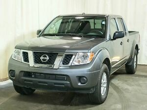 2016 Nissan Frontier SV 4WD Crew Cab 5 Seater w/ Bluetooth, Allo