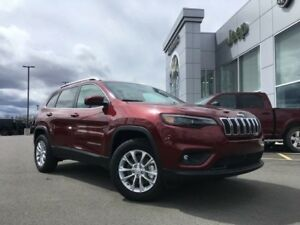2019 Jeep Cherokee NORTH,V6,4X4,TOW PKG,HEATED SEATS/WHEEL,AUTO