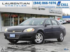 2013 Chevrolet Impala LT-SUNROOF, BLUETOOTH, ACCIDENT FREE, !!