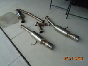 Stainless Exhaust