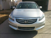 2012 Honda Accord EX-L WITH NAVI Sedan PRICE obo