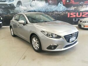2015 Mazda 3 BM MY15 Touring Grey 6 Speed Automatic Hatchback Rockingham Rockingham Area Preview