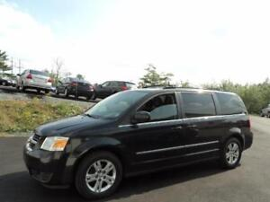 $119 BI WEEKLY OAC! 10 Grand Caravan SXT POWER DOORS! WOOD TRIM!
