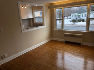 Newly remodeled Kitchen, two bedroom available Now!