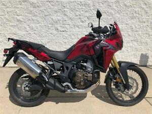 2017 CRF1000LDH - AFRICA TWIN DCT - FULL WARRANTY!
