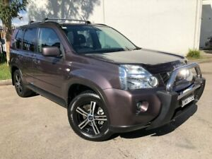 2009 Nissan X-Trail T31 TL Wagon 5dr Man 6sp 4x4 2.0DT Brown Manual Wagon Oxley Park Penrith Area Preview