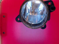 Original VW Polo 2007 driver side fog light with bulb on it
