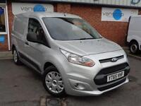 2015 65 FORD TRANSIT CONNECT 1.6 200 TREND P/V 1D 94 BHP DIESEL