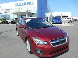 2013 Subaru IMPREZA 5 DOOR LIMITED WITH NAV