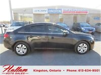 2012 Chevrolet Cruze LT Turbo w/1SA PAYMENTS FROM $29.OO WEEKLY