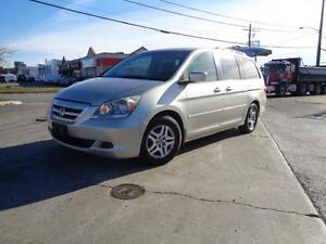 2005 Honda Odyssey EX-L, LOADED, LEATHER, NO ACCIDENTS!!