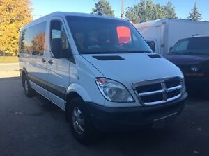 2008 dodge  sprinter 2500 mint truck