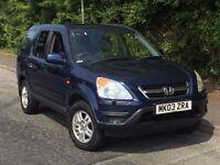 Honda crv 2003 for sale, £1490