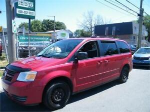 2008 Dodge Grand Caravan SE . STOW'N GO