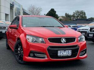2013 Holden Commodore VF MY14 SS V Redline Red 6 Speed Sports Automatic Sedan Frankston Frankston Area Preview
