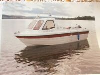 fishing boat Warrior 165 60 hp mariner and 3.5hp aux mariner, lots of extras