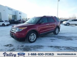 CLEAN, SAFE, FAMILY TRAVEL! 2013 Ford Explorer XLT 4WD SUV