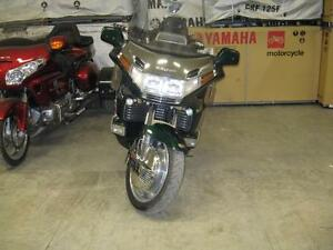 1997 HONDA GOLDWING 1500 SE