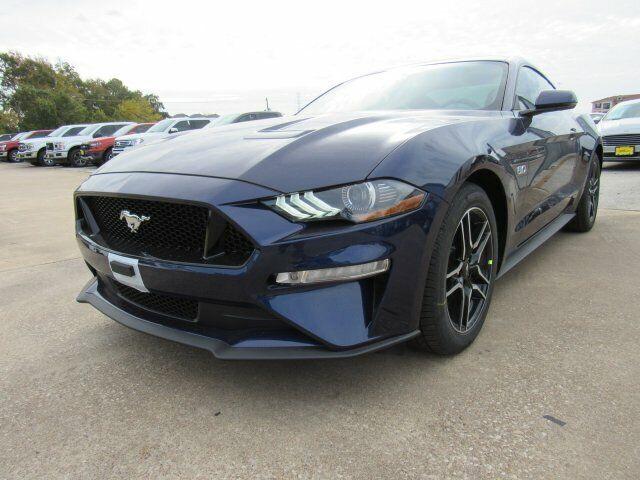 2020 Ford Mustang GT Premium 5 Miles Kona Blue Metallic 2dr Car Premium Unleaded