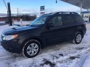 2010 Subaru Forester Sport Package SUV, Crossover